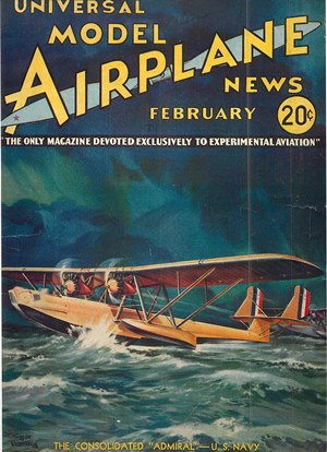 Model Airplane News February 1934