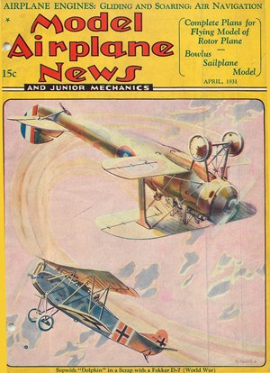 Model Airplane News April 1931
