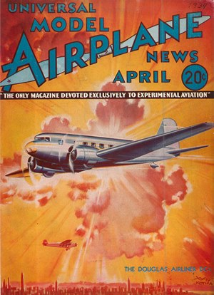 Model Airplane News April 1934