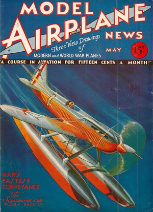Model Airplane News May 1932