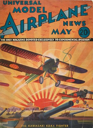 Model Airplane News May 1934