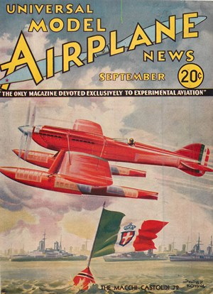 Model Airplane News September 1934