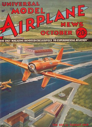 Model Airplane News October 1934