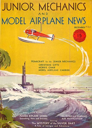 Model Airplane News December 1930