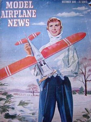 Model Airplane News December 1949