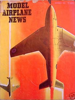 Model Airplane News December 1951