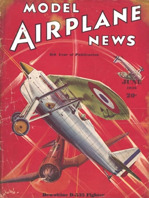Model Airplane News June 1936