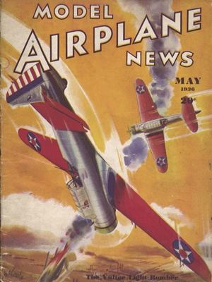 Model Airplane News May 1936