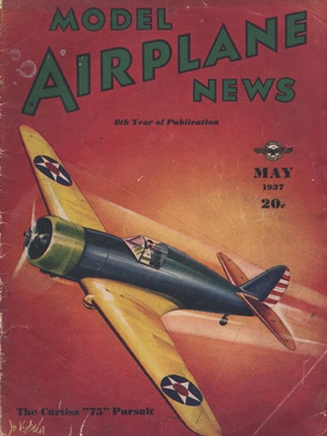 Model Airplane News May 1937