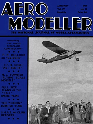 AeroModeller January 1939