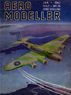 AeroModeller January 1942