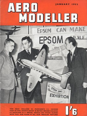 AeroModeller January 1952