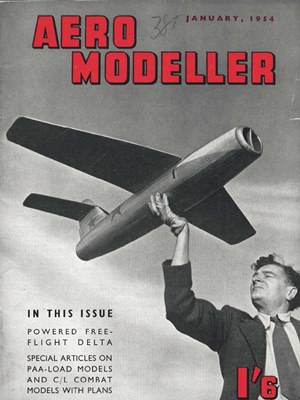 AeroModeller January 1954