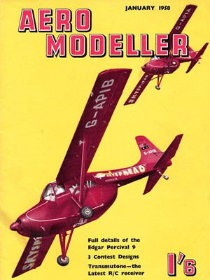 AeroModeller January 1958