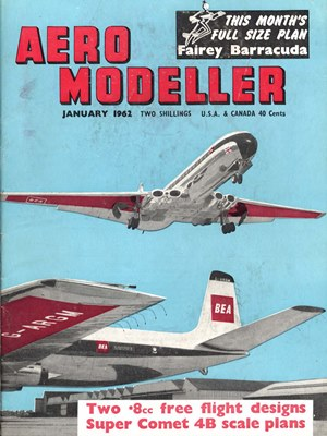 AeroModeller January 1962