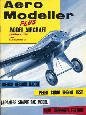 AeroModeller January 1966