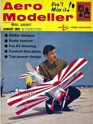 AeroModeller January 1969