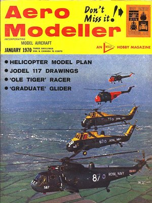 AeroModeller January 1970