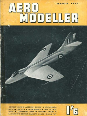AeroModeller March 1953