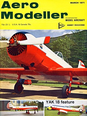 AeroModeller March 1971