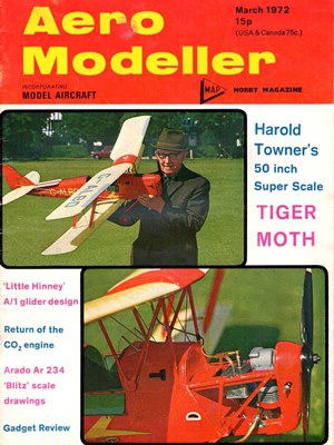 AeroModeller March 1972
