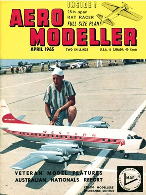 AeroModeller April 1965