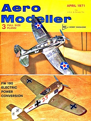 AeroModeller April 1971