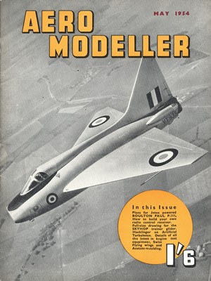AeroModeller May 1954