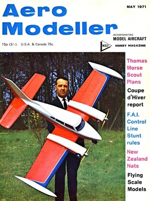 AeroModeller May 1971