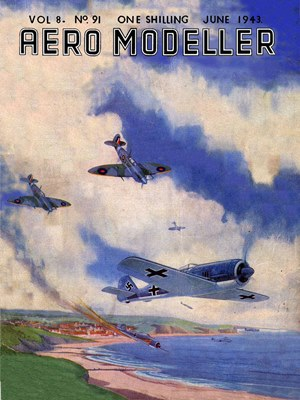 AeroModeller June 1943