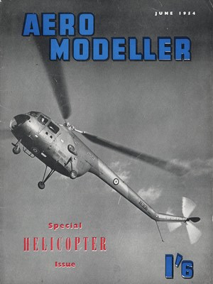 AeroModeller June 1954