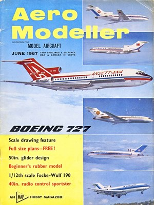 AeroModeller June 1967