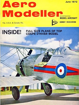 AeroModeller June 1972