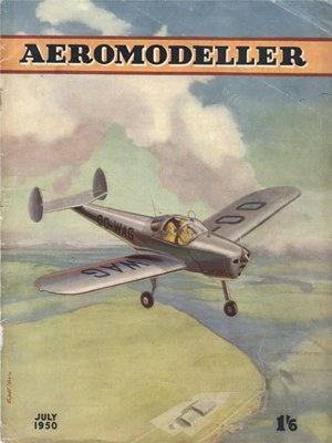 AeroModeller July 1950