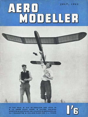 AeroModeller July 1952