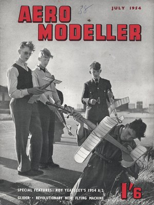 AeroModeller July 1954