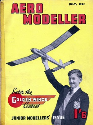 AeroModeller July 1955