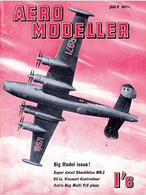 AeroModeller July 1958
