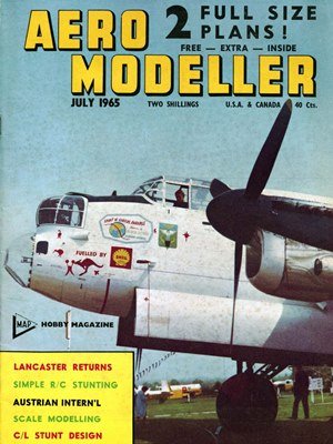 AeroModeller July 1965