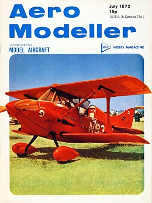 AeroModeller July 1972