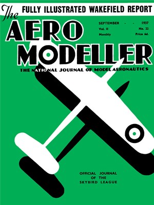 AeroModeller September 1937
