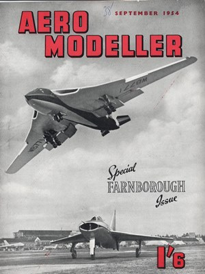 AeroModeller September 1954