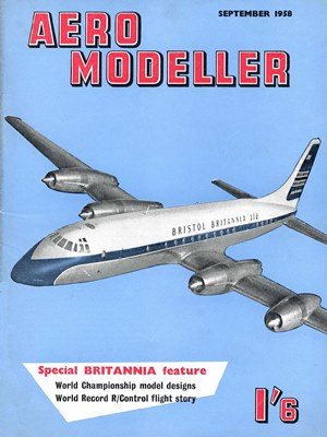 AeroModeller September 1958