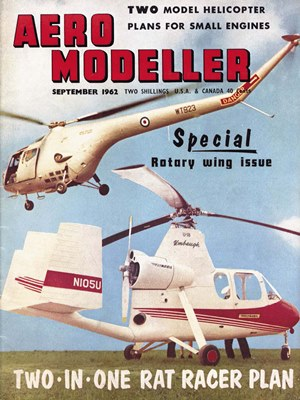 AeroModeller September 1962