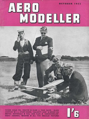 AeroModeller October 1952
