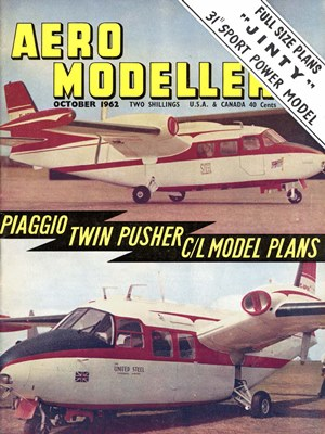AeroModeller October 1962