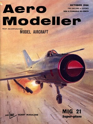 AeroModeller October 1966