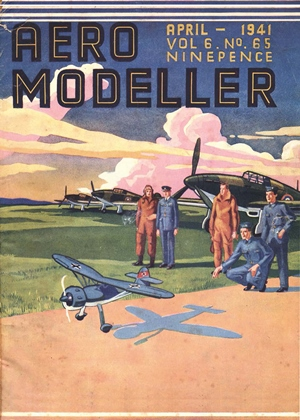 AeroModeller April 1941