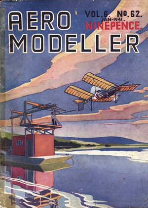 AeroModeller January 1941