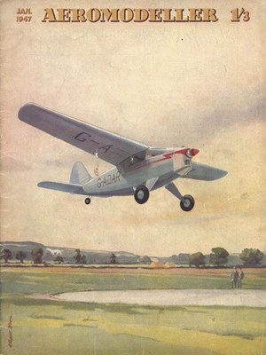 AeroModeller January 1947